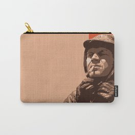 S McQueen Carry-All Pouch