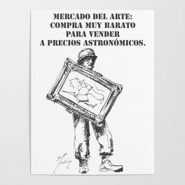 Mercado del Arte Poster