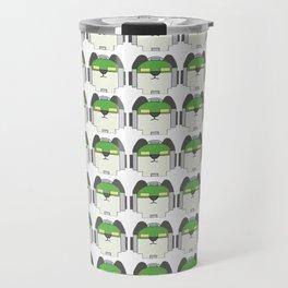 Green Lion Travel Mug
