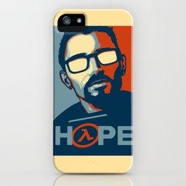 Half Life Hope iPhone Case