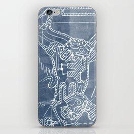 Mechanical Horse iPhone Skin