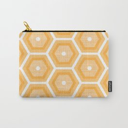 MCM Honey Carry-All Pouch