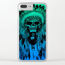 THE CHIEF Clear iPhone Case