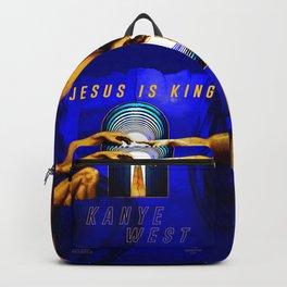 Jesus is King Backpack