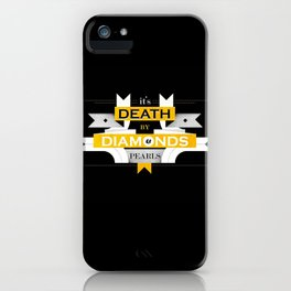 "Lyric Love - ""SKULLS"" iPhone Case"