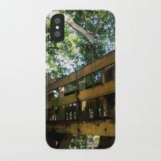 Tree house @ Aguadilla 4 iPhone X Slim Case