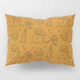 'Tis Near Halloween Pillow Sham