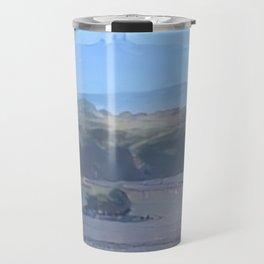 Arctic Mount Brocken Travel Mug