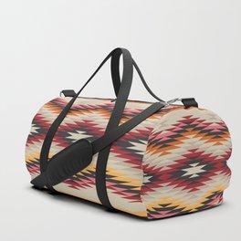 American Native Pattern No. 178 Duffle Bag