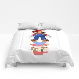 Super Mario Comforters