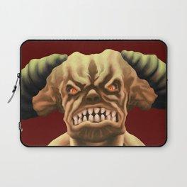 Cyberdemon from DOOM Laptop Sleeve