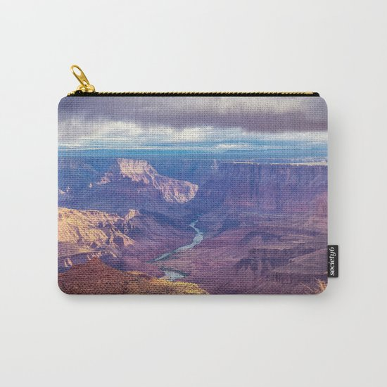 Grand Canyon and the Colorado River Carry-All Pouch