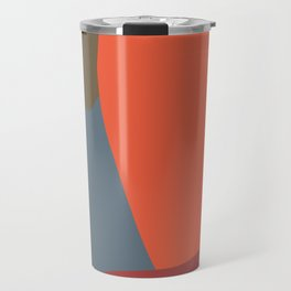 Colorful camouflage V1 Travel Mug