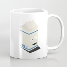 Cute kawaii milk carton Coffee Mug