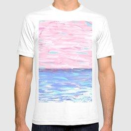 Pink Sky Delight T-shirt