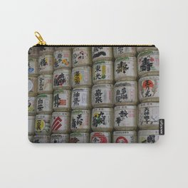 Sake Carry-All Pouch