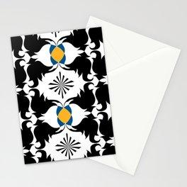 Fire Back Stationery Cards