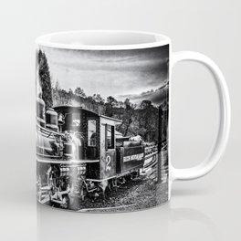Philadelphia 61269 Black And White Coffee Mug