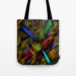Flying universe Tote Bag