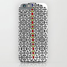 Mughal Window in color iPhone 6s Slim Case