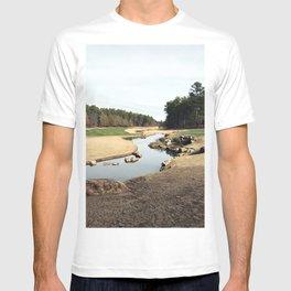 Golf Creek Winding T-shirt