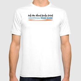 Rocky Point Tour T-shirt