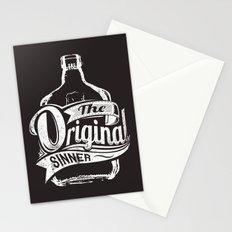 The original sinner Stationery Cards
