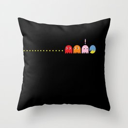 Ghost Disguise Throw Pillow