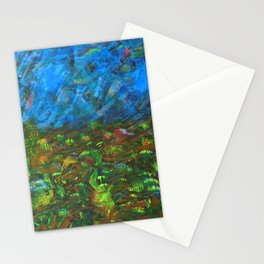 """""""The Garden of Guinivere"""" Stationery Cards"""