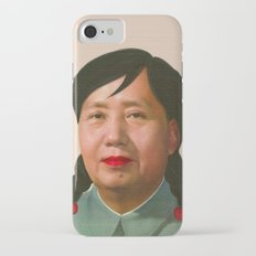 Auntie Mao Mao iPhone 8 Slim Case