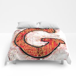 "Proud to be ""G"" Comforters"