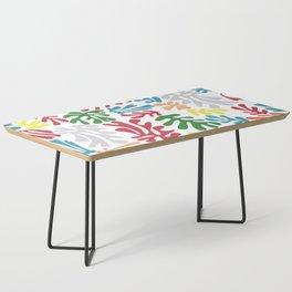 Matisse Pattern 004 Coffee Table