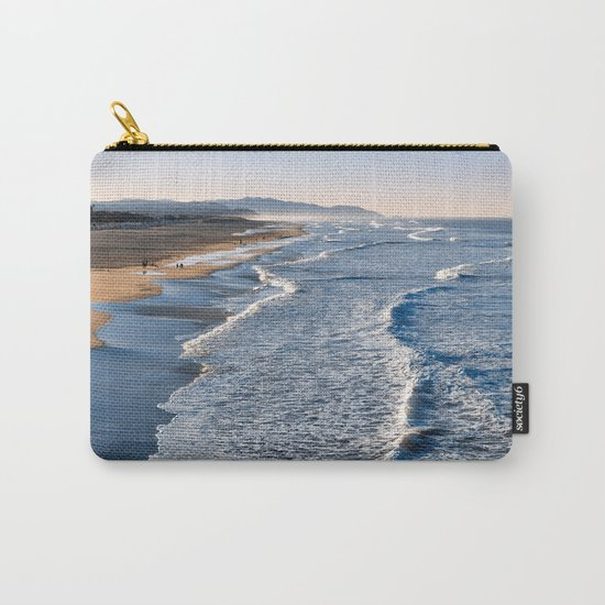 Lands End Beach Carry-All Pouch
