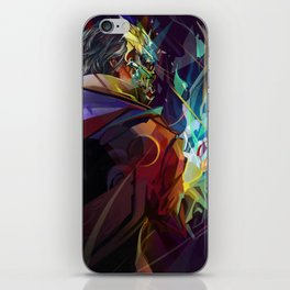 He who had the Favor iPhone Skin