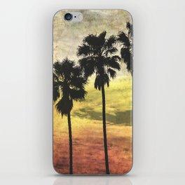 4 Palms Part Deux iPhone Skin
