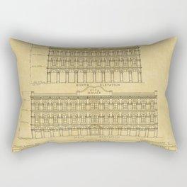 Pico House Rectangular Pillow