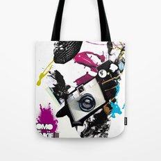 :: LOMO JUNKIE Tote Bag