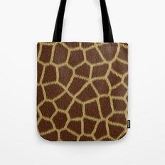 Animal Patterns - Giraffe Tote Bag