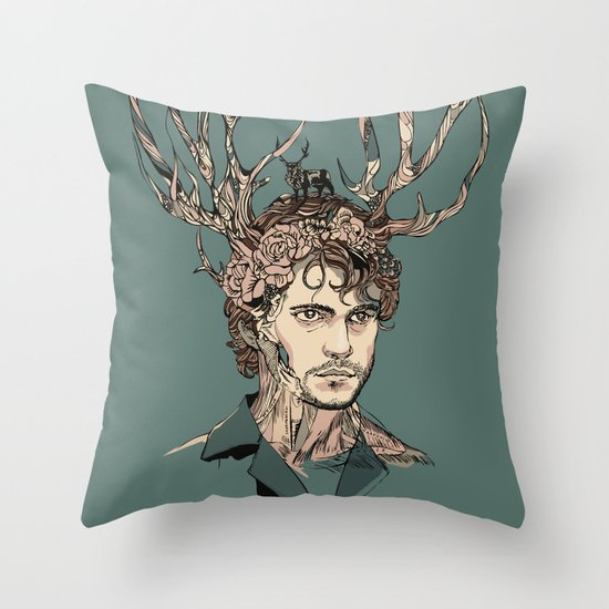 I Believe You Throw Pillow