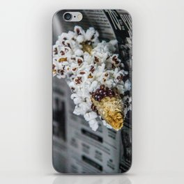 Popped Corn on the Cob iPhone Skin