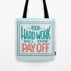Fortune Cookie Wisdom Tote Bag