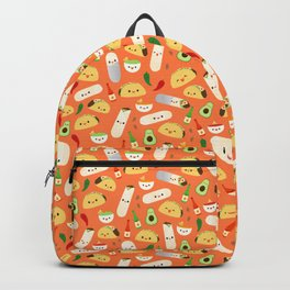 Tacos and Burritos Backpack