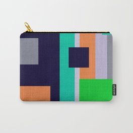 Sequential Stripes #society6 #decor #buyart #artprint Carry-All Pouch