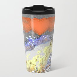 Climb Every Mountin With Me! Travel Mug