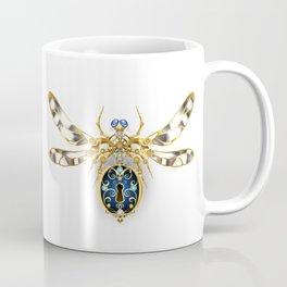 Mechanical Insect ( Steampunk ) Coffee Mug