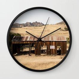 American barn Wall Clock
