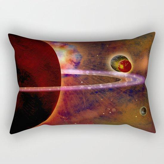TWO MOONS - 336 Rectangular Pillow