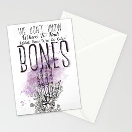In Our Bones Stationery Cards
