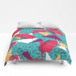 Pills Pattern 014 Comforters