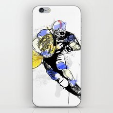 French Horn Football iPhone & iPod Skin